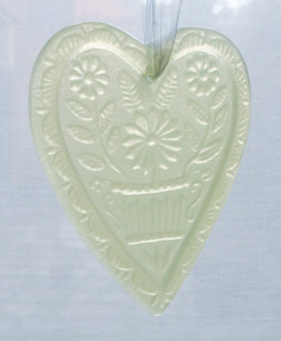 glycerine soap heart verveine 2 83