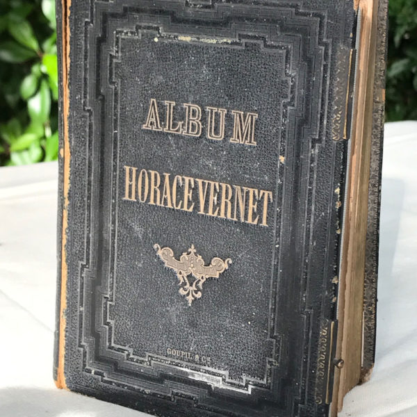 Beautiful-old-leather-bound-Photo-Album