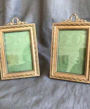 Pair-of-Gilded-Plaster-work-frames