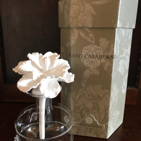 Grand-Casablanca-Porcelain-Flower-Diffuser-with-White-Hibiscus-Essential-Oil