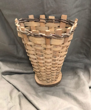 V-Shaped-Harvest-Basket