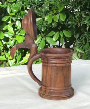 Wooden-Tankard